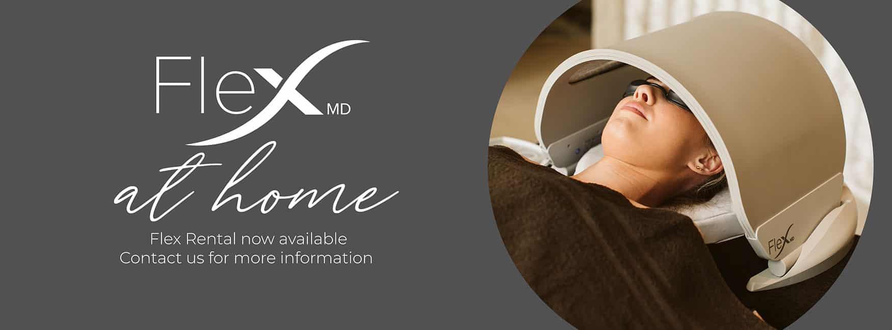 Dermalux Flex MD Rental in Billericay Essex